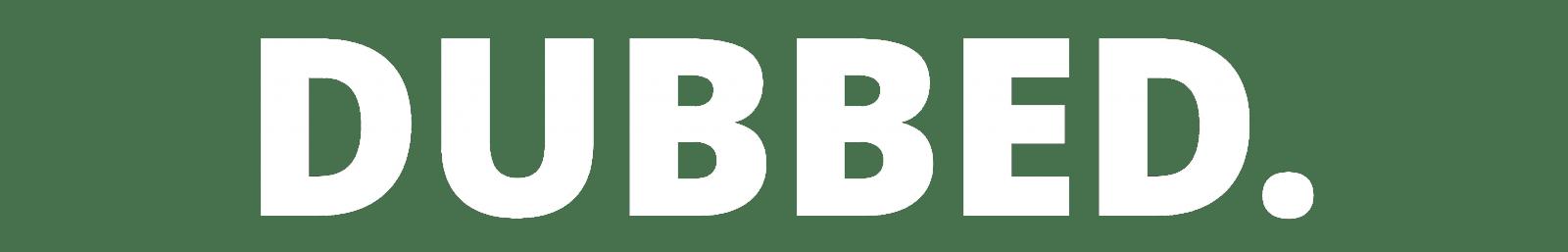 DUBBED Logo